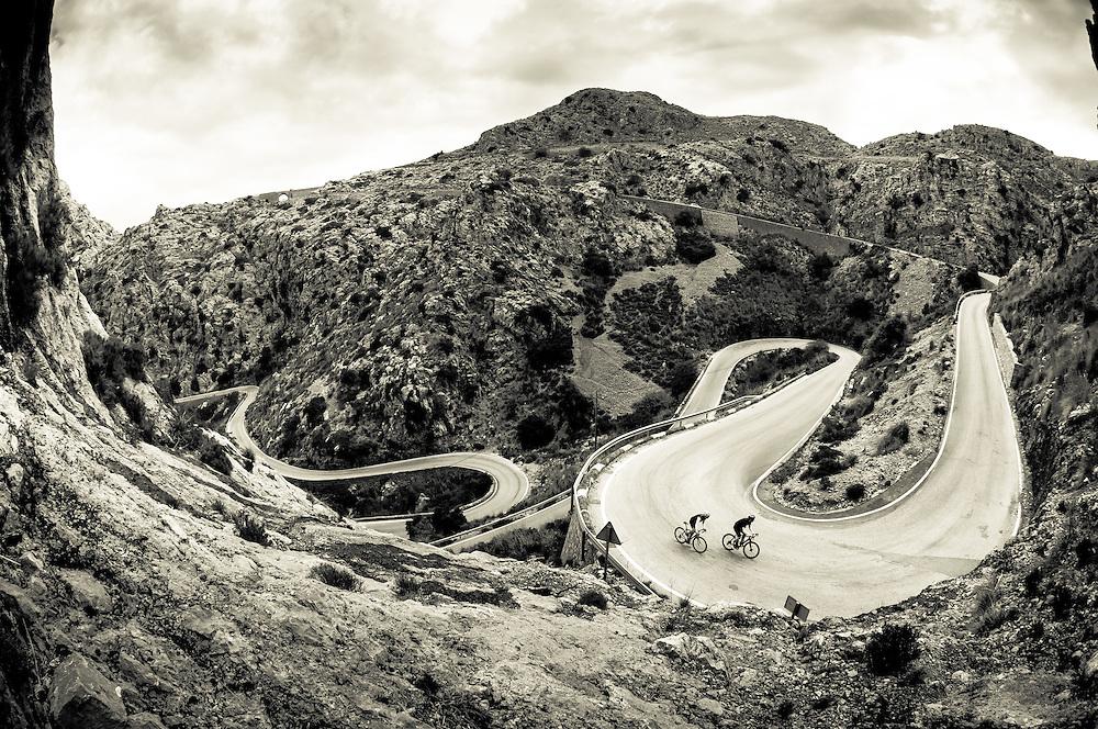 Mallorca road route for cyclist magazine
