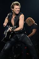 Bon Jovi, left, performs at the Amway Center in Orlando, Fla., Sunday, May 15, 2011.(Photo/Phelan M. Ebenhack)