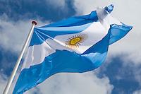 DEN HAAG - Promodorp, hockey park  Argentijnse dag tijdens World Cup hockey 2014 . COPYRIGHT KOEN SUYK