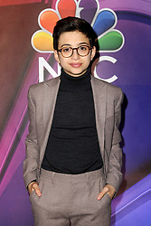March 8, 2018 - New York, NY, USA - March 8, 2018  New York City..J J Totah attending arrivals for the 2018 NBC NY Midseason Press Junket at Four Seasons Hotel on March 8, 2018 in New York City. (Credit Image: © Kristin Callahan/Ace Pictures via ZUMA Press)