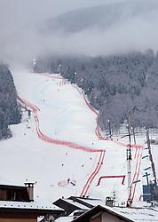 27.12.2017, Stelvio, Bormio, ITA, FIS Weltcup, Ski Alpin, Abfahrt, 2. Training, Herren, im Bild das zweite Abfahrtstraining wurde aufgrund der Wettersituation abgesagt // the second downhill training was canceled due to the weather situation during 2nd practice of the mens Downhill of the FIS Ski Alpine Worldcup at the Stelvio course, Bormio, Italy on 2017/12/27. EXPA Pictures © 2012, PhotoCredit: EXPA/ Johann Groder