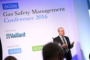 Picture by Shaun Fellows / Shine Pix AGSM Gas Safety Management Conference and Awards 12-13th April 2016