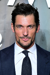 David Gandy attending the Lost in Space event to celebrate the 60th anniversary of the OMEGA Speedmaster held in the Turbine Hall, Tate Modern, 25 Sumner Street, Bankside, London. PRESS ASSOCIATION Photo. Picture date: Wednesday 26 April  2017. Photo credit should read: Ian West/PA Wire