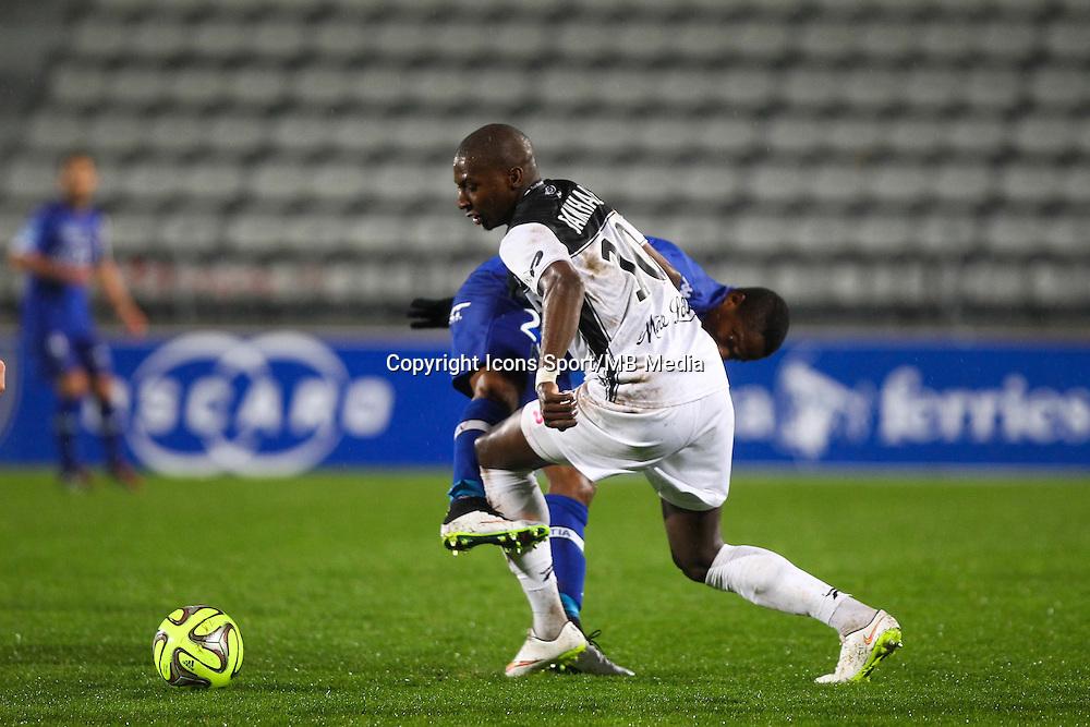 Younousse Sankhare - 21.03.2015 - Bastia / Guingamp - 30eme journee de Ligue 1 <br />Photo : Andre Delon / Icon Sport