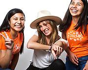 Mentor Michelle, Mentees Zenaida, Evelyn