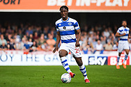 Queens Park Rangers Defender Osman Kakay (29) in action during the EFL Sky Bet Championship match between Brentford and Queens Park Rangers at Griffin Park, London, England on 21 April 2018. Picture by Stephen Wright.