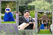 Nicole and Lucian Levine Wedding