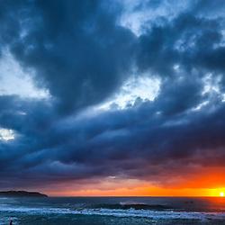 Dee Why sunrise