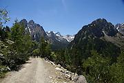 Aigüestortes i Estany de Sant Maurici National Park, Catalonia, Spain