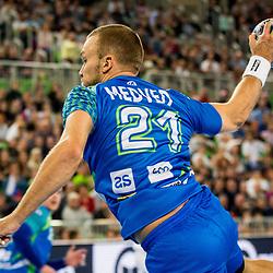 20171026: SLO, Handball - Friendly match, Slovenia vs Croatia