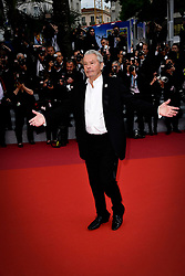 """""""A Hidden Life (Une Vie Cachée)"""" Red Carpet - The 72nd Annual Cannes Film Festival. 19 May 2019 Pictured: Alain Delon. Photo credit: Daniele Cifalà / MEGA TheMegaAgency.com +1 888 505 6342"""