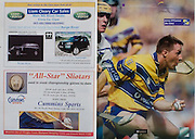All Ireland Senior Hurling Championship Final,.08.09.2002, 09.08.2002, 8th September 2002,.Senior Kilkenny 2-20, Clare 0-19,.Minor Kilkenny 3-15, Tipperary 1-7,.8092002AISHCF,.James O'Connor, Clare,
