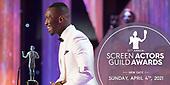 April 04, 2021 (CA): The 27th Annual SAG Awards - Promo