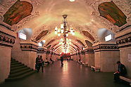 Moscow Metro Images