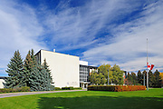 Agriculture Canada Research Station<br /> Swift Current<br /> Saskatchewan<br /> Canada