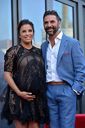 José Pepe Bastón attends the ceremony honoring Eva Longoria with a star on the Hollywood Walk of Fame on April 17, 2018 in Los Angeles, California. Photo by Lionel Hahn/ABACAPRESS.COM