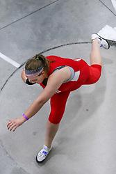 Shot, Boston U, Chicchetti<br /> Boston University Athletics<br /> Hemery Invitational Indoor Track & Field