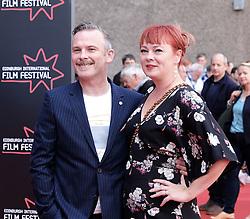 Edinburgh International Film Festival 2019<br /> <br /> Mrs Lowry And Son (World Premiere, closing night gala)<br /> <br /> Pictured: Paul McCole<br /> <br /> Aimee Todd   Edinburgh Elite media