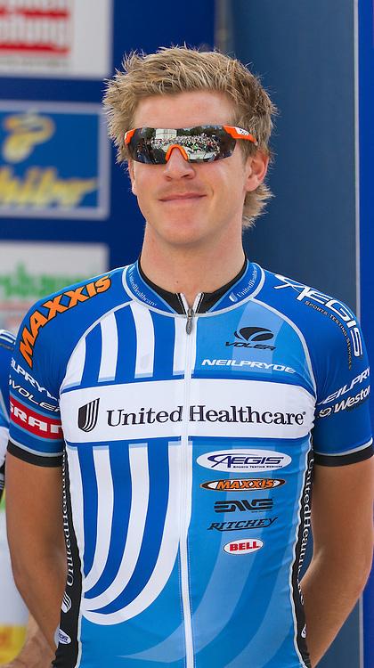 01.07.2012, Innsbruck, AUT, 64. Oesterreich Rundfahrt, 1. Etappe, EZF Innsbruck, im Bild Kai Reus (NED) during the 64rd Tour of Austria, Stage 1, Individual time trial in Innsbruck, Austria on 2012/07/01