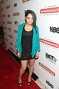 September 20, 2012- New York, New York:  Dancer/Actress Jocelyn Marie attends the 2012 Urbanworld Film Festival Opening night premiere screening of  ' Being Mary Jane ' presented by BET Networks held at AMC 34th Street on September 20, 2012 in New York City. The Urbanworld® Film Festival is the largest internationally competitive festival of its kind. The five-day festival includes narrative features, documentaries, and short films, as well as panel discussions, live staged screenplay readings, and the Urbanworld® Digital track focused on digital and social media. (Terrence Jennings)
