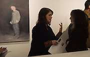 MINNIE WEISZ; RENATA DANOBEITIA, Behind the Silence. private view  an exhibition of work by Paul Benney and Simon Edmondson. Serena Morton's Gallery, Ladbroke Grove, W10.  4 November 2015.