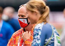 DafneSchippersof Netherlands during FBK Games 2021 on 06 june 2021 in Hengelo.