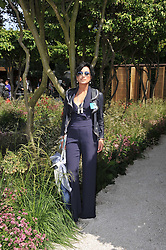 NANCY DELL'OLIO at the 2011 RHS Chelsea Flower Show VIP & Press Day at the Royal Hospital Chelsea, London, on 23rd May 2011.