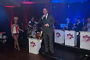 ALEX PROUD, Proud Cabaret launch. Mark Lane. London. EC3. 3 November 2009