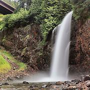 Hiking Franklin Falls7-5-2014