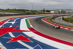 March 23, 2019 - Austin, Texas, U.S. - KYLE KAISER (R) (32) of The United States   goes through the turns during practice for the INDYCAR Classic at Circuit Of The Americas in Austin, Texas. (Credit Image: © Walter G Arce Sr Asp Inc/ASP)