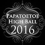 Papatoetoe High Ball 2016