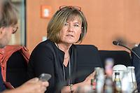 30 AUG 2020, BERLIN/GERMANY:<br /> Esther Dilcher, MdB; SPD, Paul-Loebe-Haus, Deutscher Bundestag<br /> IMAGE: 20200830-01-054
