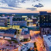 University of Kansas Medical Center campus expansion
