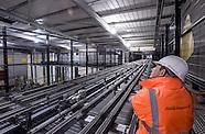 Coca Cola New Automated Warehouse