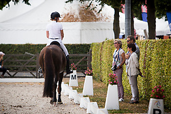 Witte-Vrees Madeleine, NED, Charmeur<br /> Aachen 2018<br /> © Hippo Foto - Sharon Vandeput<br /> 19/07/18