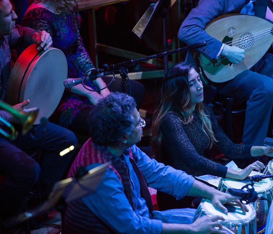 Brooklyn Raga Massive performing In C