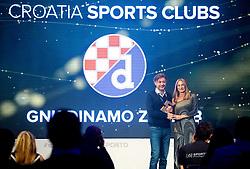Janja Marolt Bozic at Sporto brands and awards during Sports marketing and sponsorship conference Sporto 2019, on November 21, 2019 in Hotel Slovenija, Congress centre, Portoroz / Portorose, Slovenia. Photo by Vid Ponikvar/ Sportida