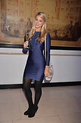 US Reality TV star Lesley Murphy at the 4th Longines World's Best Racehorse Ceremony, Claridge's, Brook Street, London England. 24 January 2017.