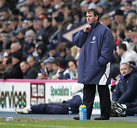 Photo: Lee Earle.<br /> West Bromwich Albion v Manchester United. The Barclays Premiership. 18/03/2006. Albion manager Bryan Robson.