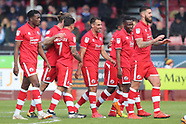 Crawley Town v Tranmere Rovers 040519