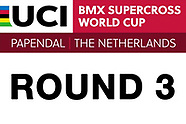 2018 UCI BMX SX World Cup Papendal - Round 3