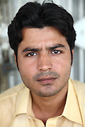 Naveed Ahmed, 27, a young and ambitious member of the AVCC (Anti-Violence Crime Cell) is portrayed while at their headquarters in Karachi, Pakistan. The AVCC is a special police unit mostly involved in anti-terrorism operations and kidnap cases in the city and its vicinity.