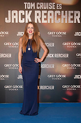 Carla Nieto during the Premiere of the movie 'Jack Reacher', Callao Cinema. Madrid. Spain, December 13, 2012. Photo by Eduardo Dieguez / DyD Fotografos / i-Images...SPAIN OUT