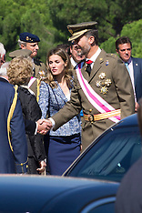 OCT 01 2012 Royals Homage To Armored Cavalry Regiment #10