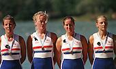 1997 FISA World Rowing Championships, FRANCE