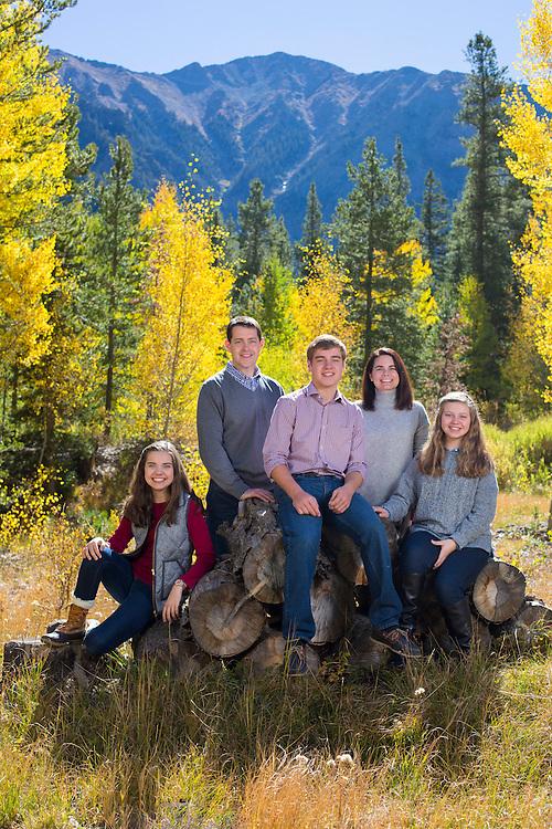 Family Portrait. Colorado