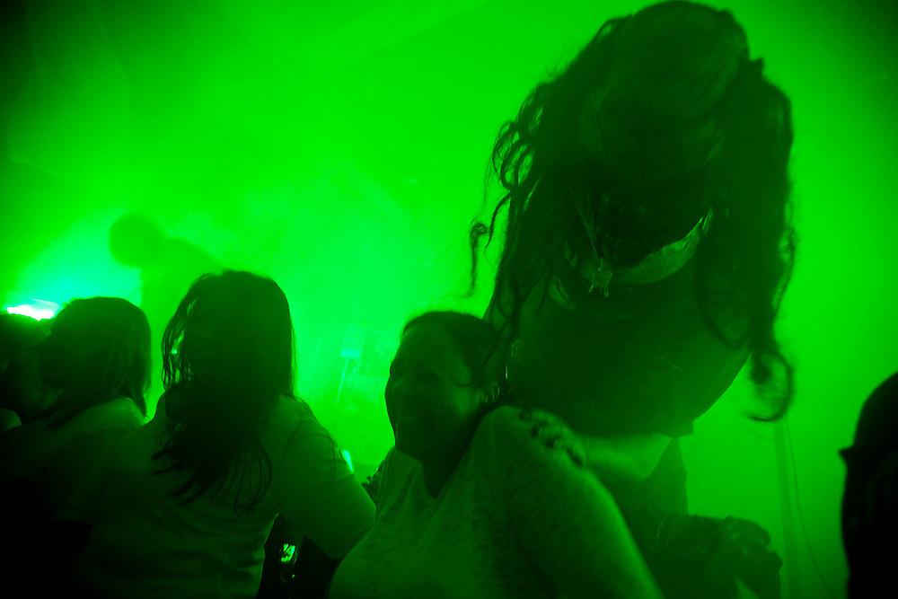 Washington, Dec. 29, 2010 - Gwar performs at the 9:30 Club in Washington. (Photo by Jay Westcott/TBD)