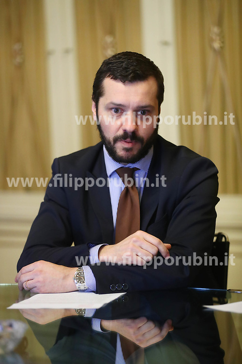 MATTEO LUDERGNANI<br /> CONFERENZA PROLUNGAMENTO MOSTRA ORLANDO FURIOSO