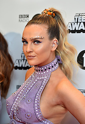 Perrie Edwards attending the BBC Radio 1 Teen Awards, held at the SSE Wembley Arena in London. See PA Story SHOWBIZ Teen. PRESS ASSOCIATION Photo. Picture date: Sunday 23rd October, 2016. Photo credit should read: Matt Crossick/PA Wire.