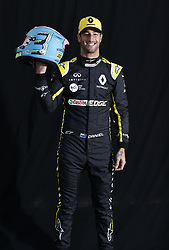 March 14, 2019 - Melbourne, Australia - Motorsports: FIA Formula One World Championship 2019, Grand Prix of Australia, ..#3 Daniel Ricciardo (AUS, Renault F1 Team) (Credit Image: © Hoch Zwei via ZUMA Wire)